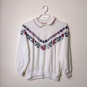 Vintage 3/4 Sleeve Top